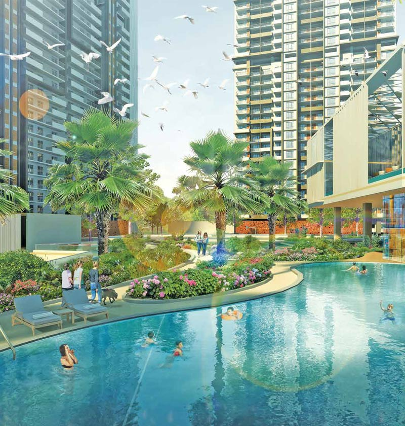 M3M Heights Amenities