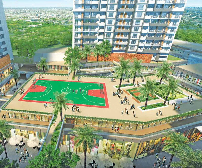 M3M Heights Salient Sports Amenities