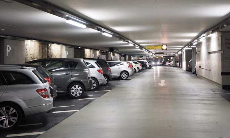 M3M Heights Salient CONVENIENT PARKING SPACES
