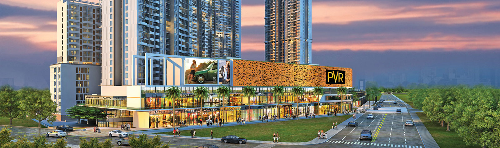 M3M Gurgaon Banner 65th avenue